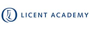 logo licent academy